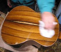 Acoustic Guitar Restored